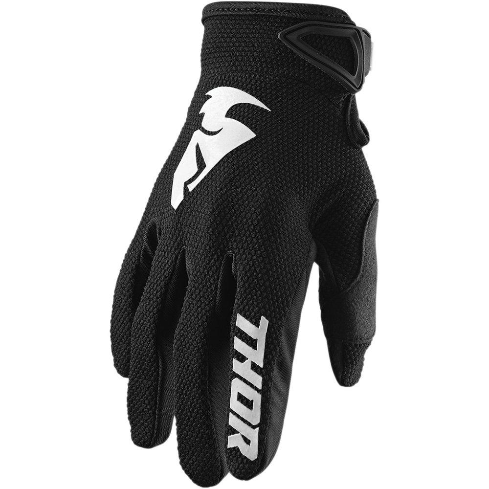 THOR Sector MX MTB Handschuhe schwarz
