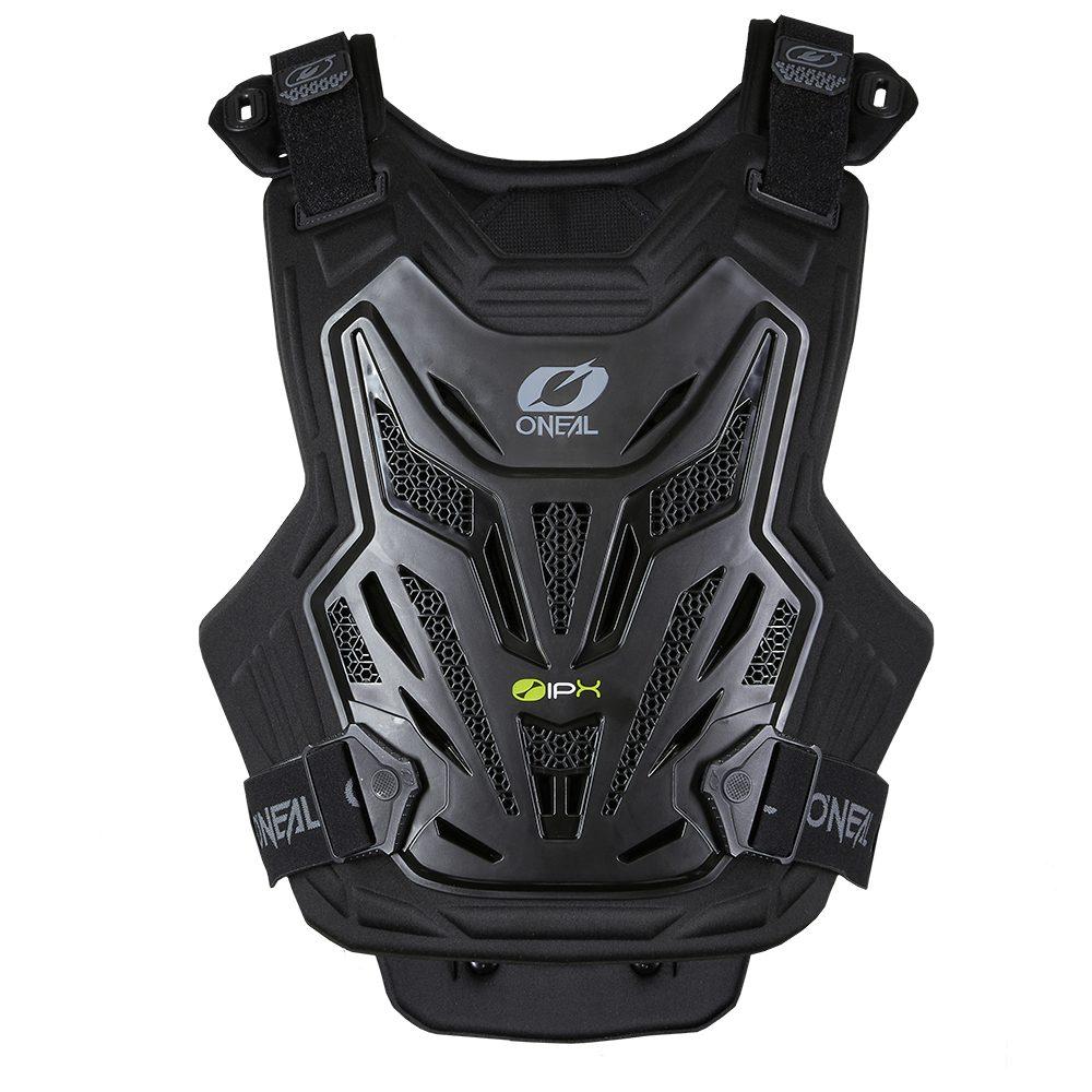 ONEAL Split Chest Protector Lite V.22 MX Brustprotektor schwarz