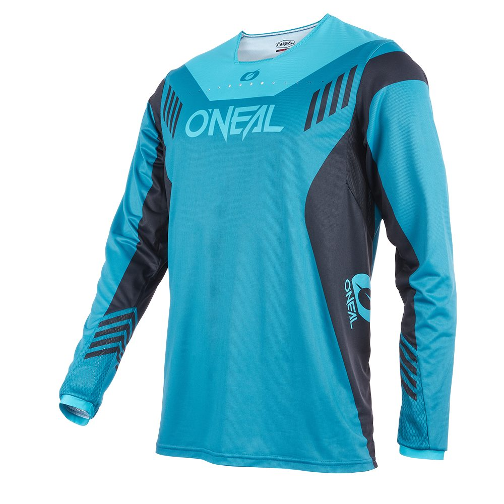 ONEAL Element FR Hybrid V.22 MTB Jersey blau