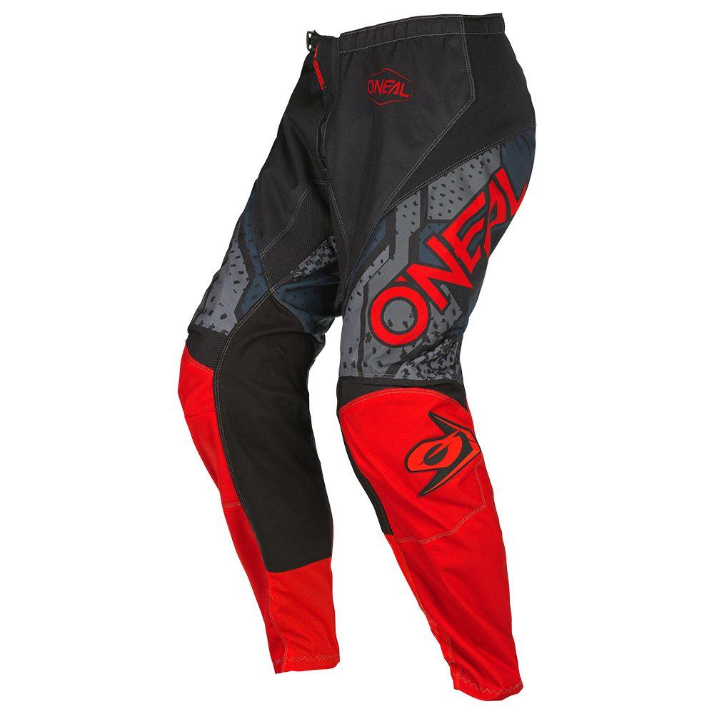 ONEAL Element Camo V.22 MX Hose schwarz rot