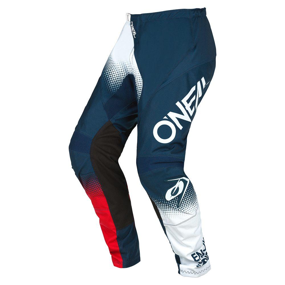 ONEAL Element Racewear V.22 MX Hose blau weiss rot