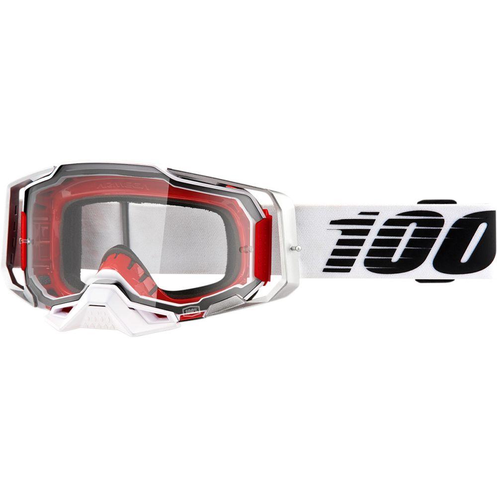 100% Armega Lightsaber MX MTB Brille klar