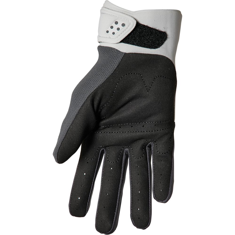 THOR Spectrum Women Frauen MX MTB Handschuhe grau