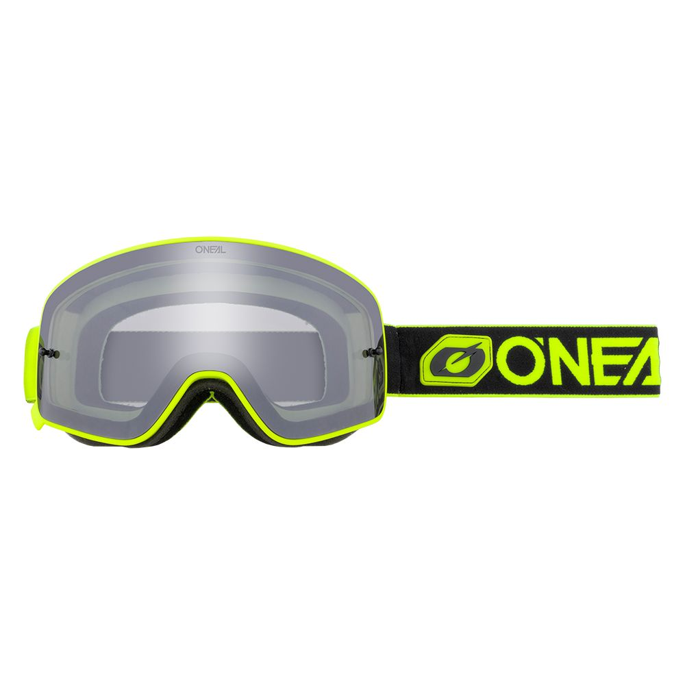 ONEAL B-20 Proxy MX MTB Brille gelb schwarz grau