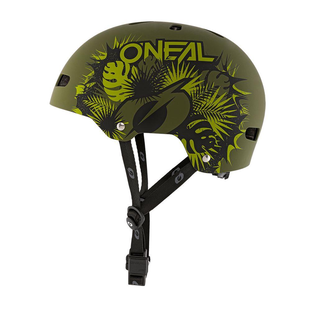 ONEAL Dirt Lid ZF MTB Helm grün