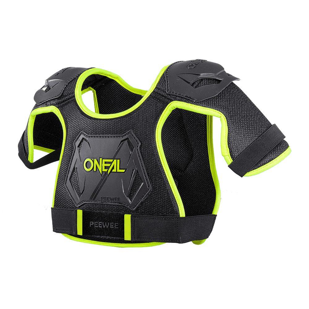 ONEAL PEEWEE Chest Guard MX Brustprotektor gelb