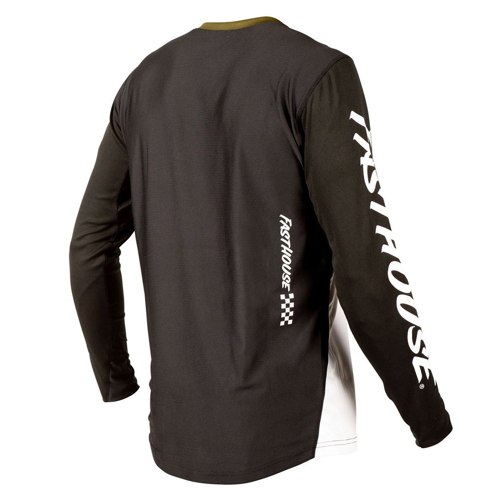 FASTHOUSE Alloy Kilo MX MTB Jersey olive weiss