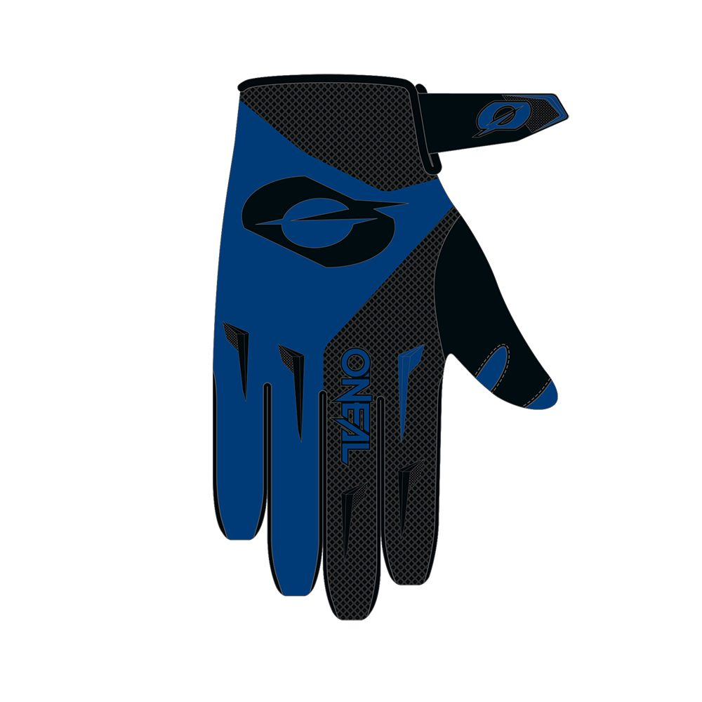 ONEAL Element Youth MX MTB Kinder Handschuh blau schwarz