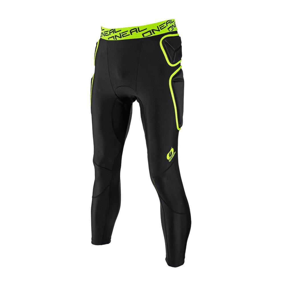 ONEAL Trail Pant MX Protektorenhose grün schwarz