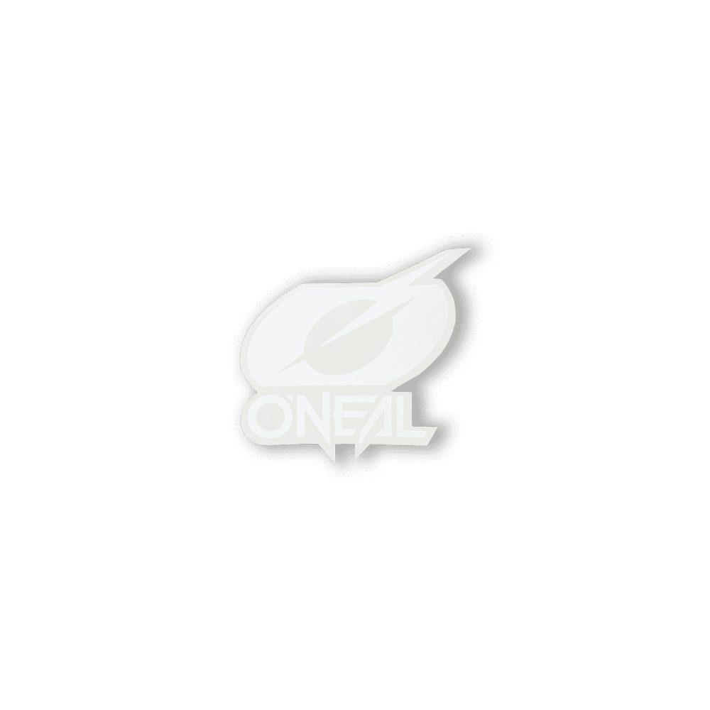 ONEAL Rider Logo Sticker weiss