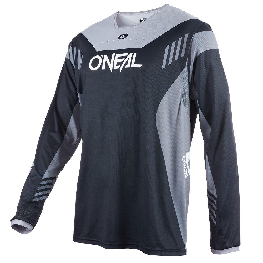 ONEAL Element FR Hybrid V.22 MTB Jersey schwarz grau