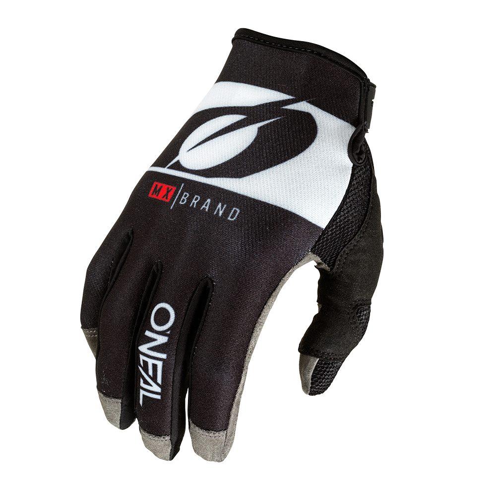 ONEAL Mayhem Rider V.22 MX MTB Handschuh schwarz weiss