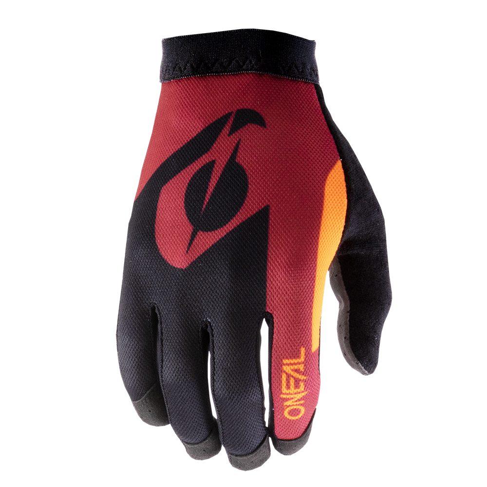 ONEAL AMX Altitude MX MTB Handschuh rot orange