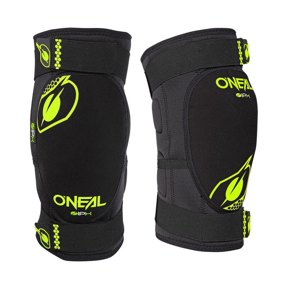 ONEAL Dirt Knee Guard MTB Knieprotektor gelb