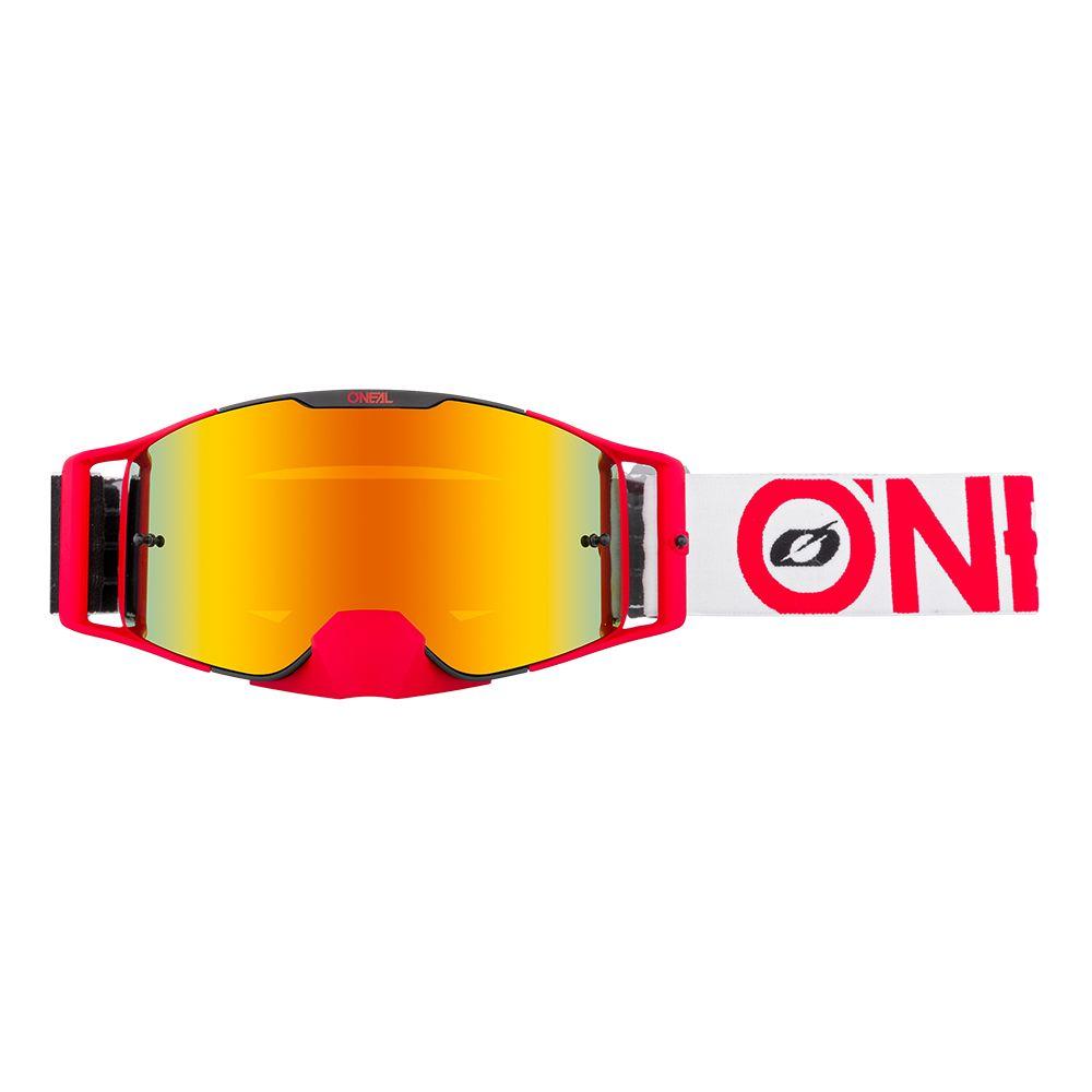 ONEAL B-30 Bold MX MTB Brille schwarz rot