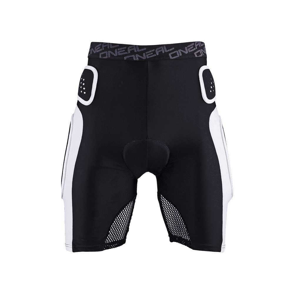ONEAL Pro Short MTB Protektorenhose schwarz weiss