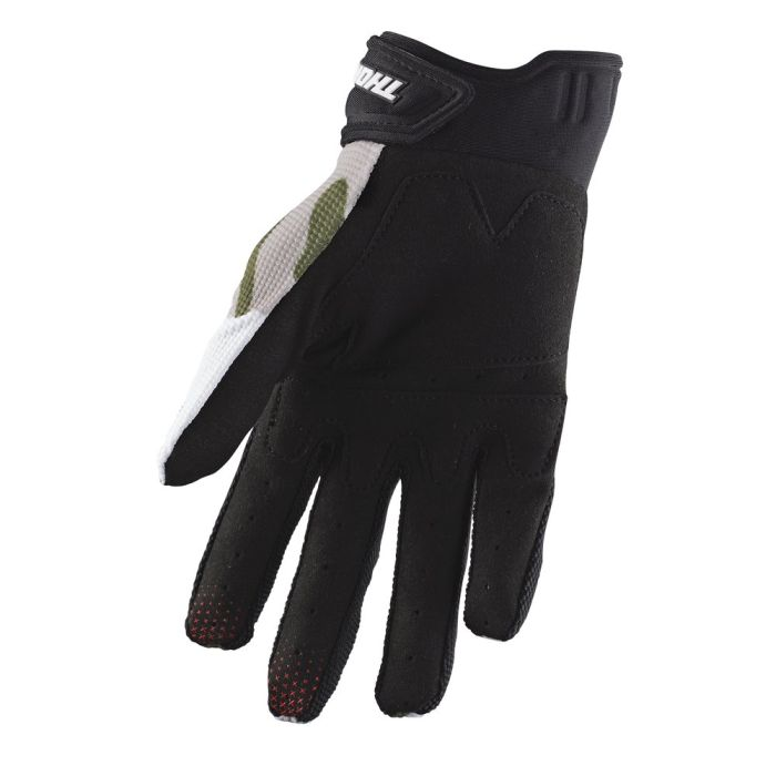 THOR Rebound Motocross Handschuhe camo