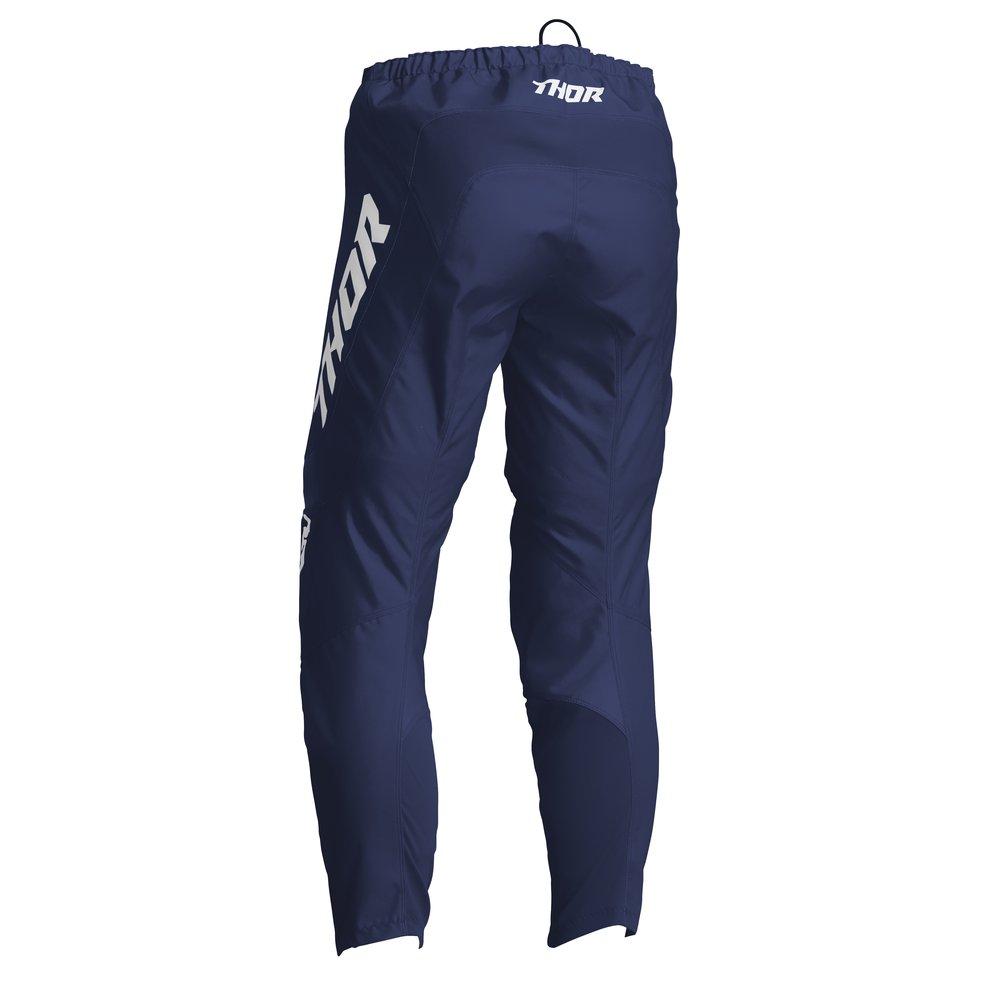 THOR Sector Minimal Motocross Hose blau