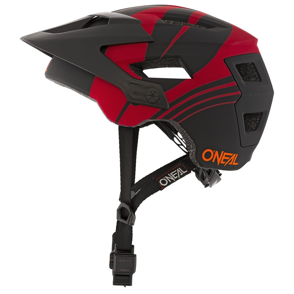 ONEAL Defender Nova MTB Helm rot orange