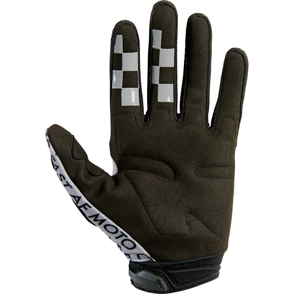 Fox 180 Illmatik MX MTB Handschuhe schwarz grau