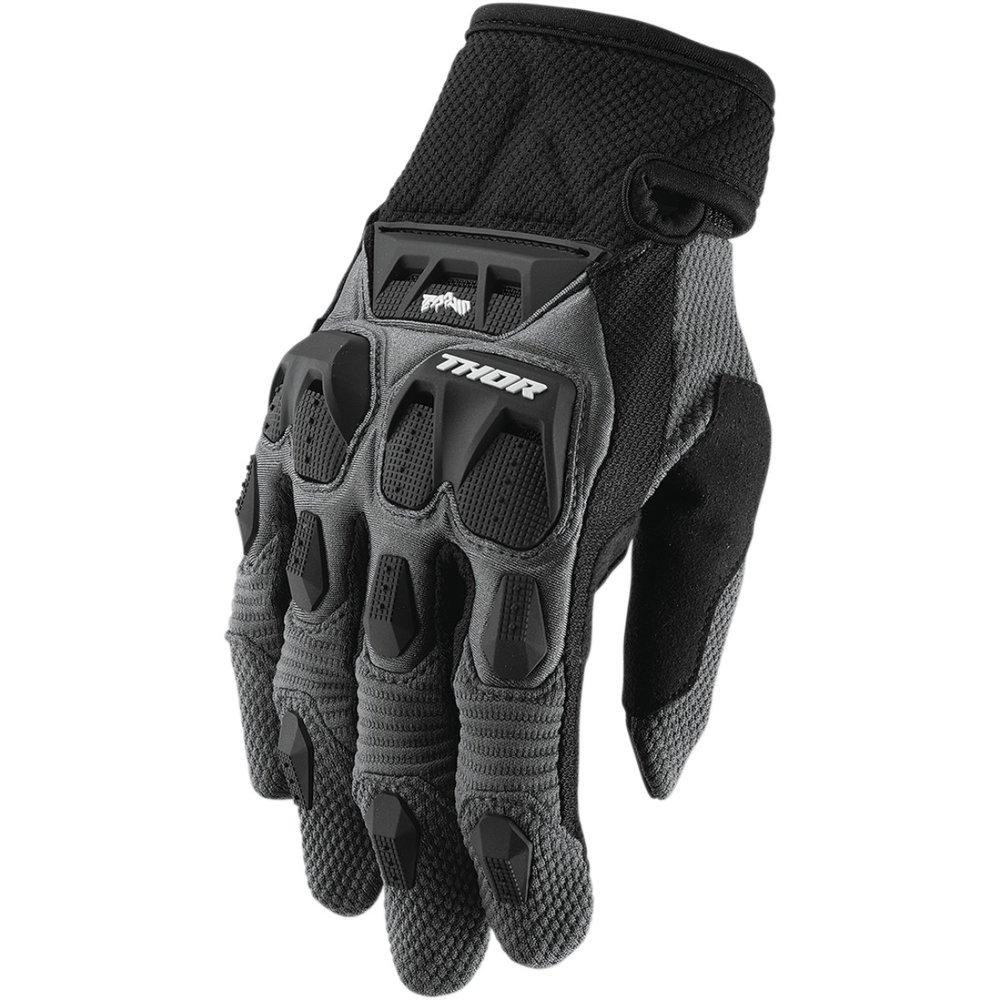 THOR Terrain Motocross Handschuhe charcoal