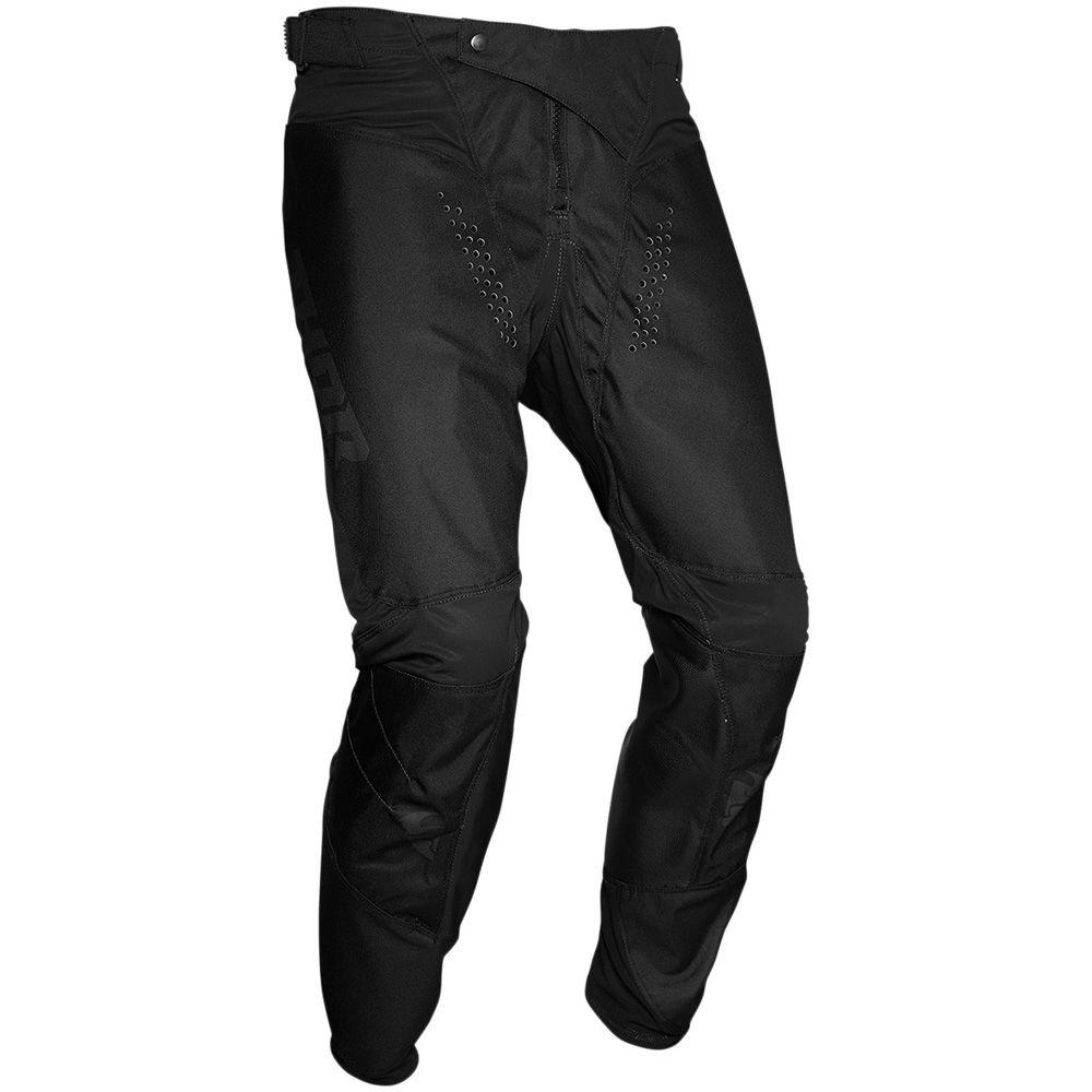 THOR Pulse Blackout Motocross Hose schwarz