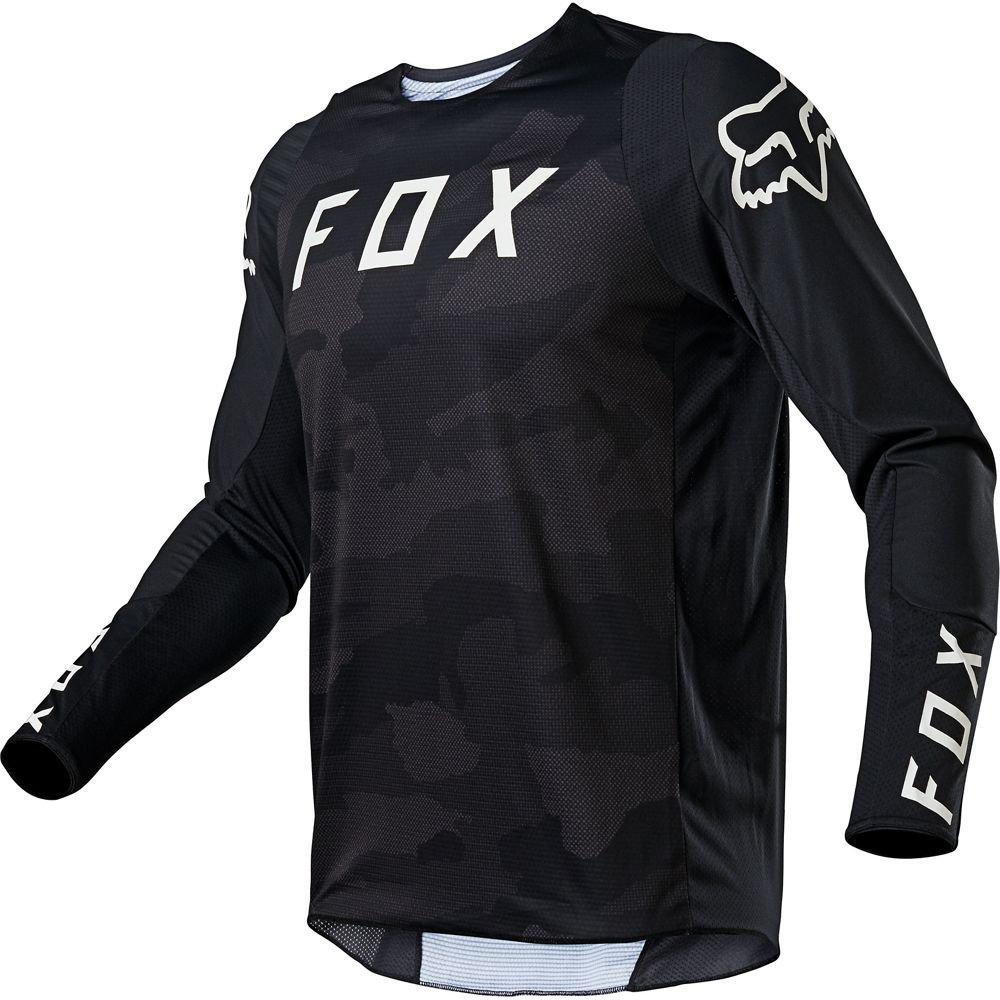 FOX 360 Speyer MX MTB Jersey schwarz