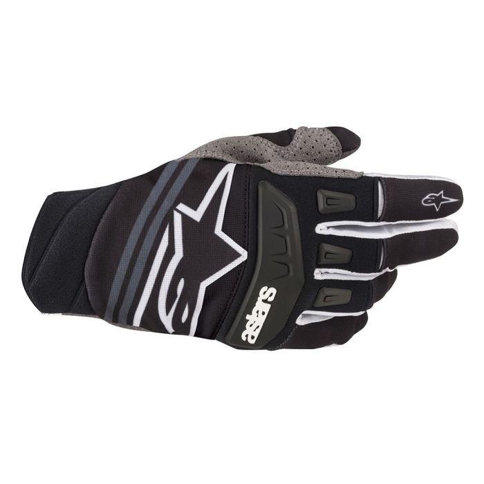 ALPINESTARS Techstar MX MTB Handschuhe schwarz weiss