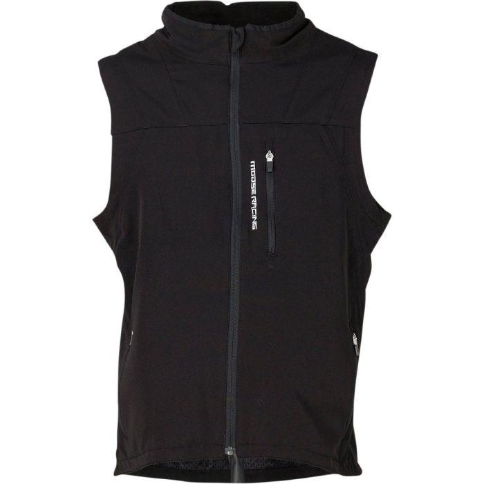 MOOSE RACING SC1 Vest Offroad Motocross Weste schwarz