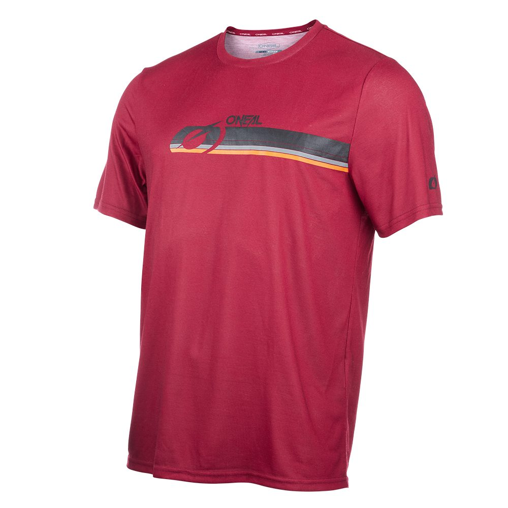 ONEAL Slickrock V.22 MTB Jersey schwarz rot