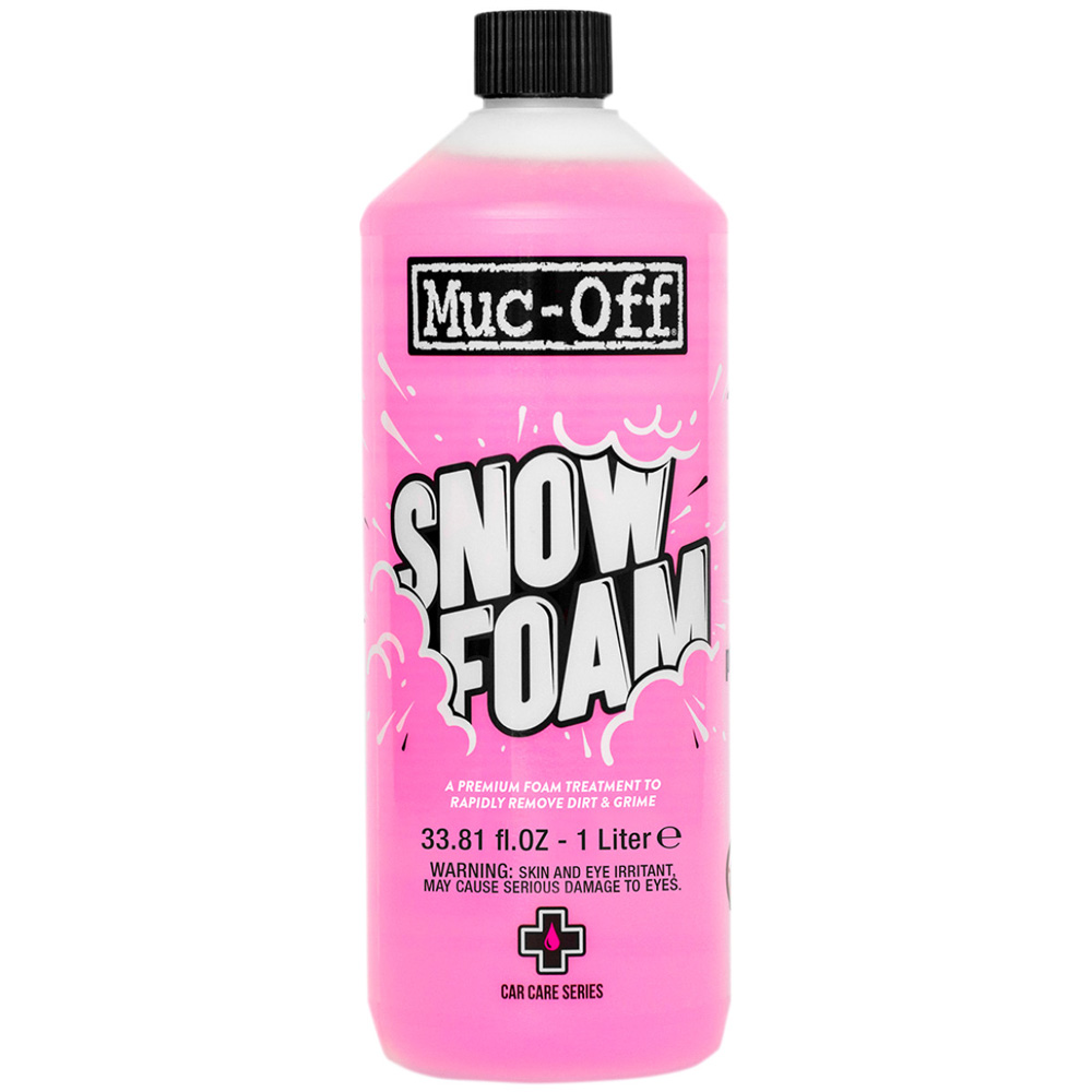 MUC-OFF Snow Foam Bike Schaum Reiniger 1l